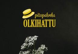 Pitopalvelu Olkihatun logo