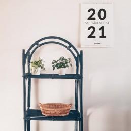 Somana Meidän Vuosi -perhekalenteri